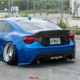 Scion FR-S and BRZ 2013 2014 2015 2016 Rear Spats 5