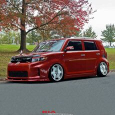 scion xb splitter lip body kit