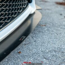 lexus gs 350 front lip kit